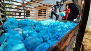Supplying Essentials During COVID-19 for 2000 Families